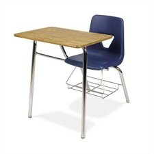 "2000 Series 31"" Laminate Combo Chair Desk"
