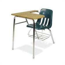 "9000 Series 18"" Plastic Classroom Chair and Desk"