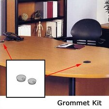 "Grommet Kit with matching 2 3/4"" Sleeves for Tables"
