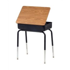 Lift-Lid Laminate Student Desk
