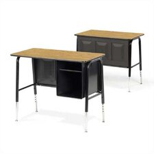 765 Series Laminate Junior Executive Desk