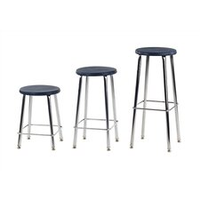 <strong>Virco</strong> Height Adjustable Stool with Footrest