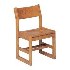 """18"""" Classroom Armless Sled Chair"""
