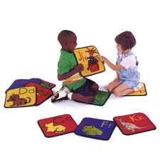 <strong>Virco</strong> Children's Phonic Kids Rug