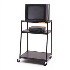 Wide-Body Monitor Cart