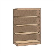 "Single-faced Library Shelving Addition (60"" x 37"")"