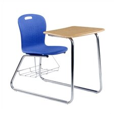 "Sage Series 35"" Plastic Student Desk"