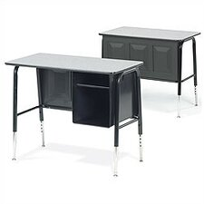 Jr. Executive Plastic Student Desk