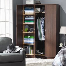 <strong>AkadaHOME</strong> 3 Door Wardrobe