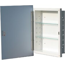 "Hide Away 16.5"" x 22.5"" Recessed Medicine Cabinet"
