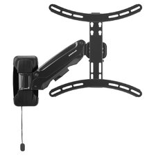 Telehook Full Motion Articulating Arm Universal Wall Mount for Screens