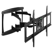 Telehook Scissor Full Motion Articulating Arm Wall Mount for Screens