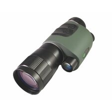 Hi-Resolution Wide-View Night Vision Monocular 5x50