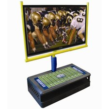 "<strong>Sporty TV Stands</strong> 60"" Gridiron Goal Post TV Stand"