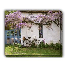 <strong>West of the Wind Outdoor Canvas Art</strong> Levelo Outdoor Canvas Art