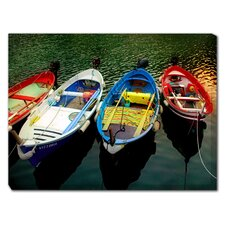 Vittoria Outdoor Canvas Art