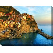 Fresco Outdoor Canvas Art