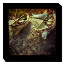 Three Ashore Outdoor Canvas Art