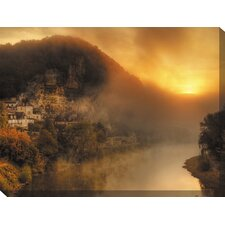 Daybreak Photographic Print on Canvas