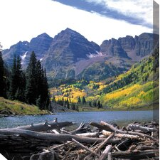 Maroon Bells Art Painting