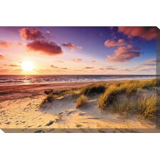 <strong>West of the Wind Outdoor Canvas Art</strong> Windswept Art Painting