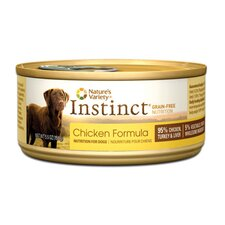 Instinct Grain-Free Chicken Canned Dog Food