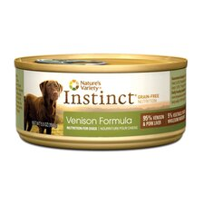 Instinct Grain-Free Venison Canned Dog Food
