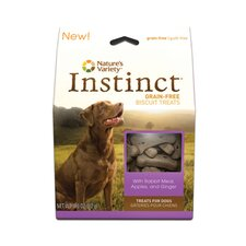Instinct Biscuit Treat with Rabbit Meal, Apples and Ginger