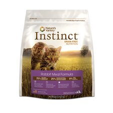 Instinct Grain-Free Rabbit Meal Dry Cat Food
