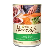 Prairie Homestyle Lamb Stew Canned Dog Food (13.2-oz, case of 12)