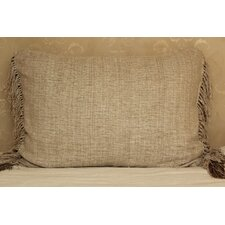 Heavenly Woven Silk Standard Shams (Set of 2)