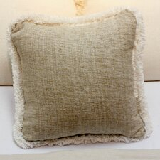 Heavenly Square Silk Decorative Pillow