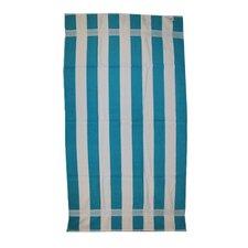 Joey Velour Stripe Beach Towel