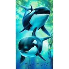 <strong>Kaufman Sales</strong> Orcas Beach Towel