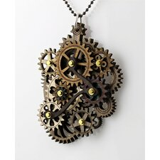 Wood Kinetic Main Gear Pendant