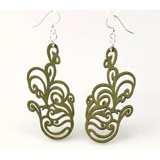 Jumbled Flowers Earrings