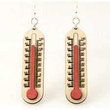 Thermometers Earrings