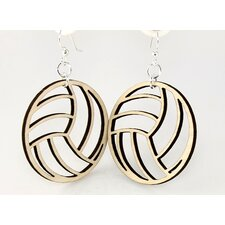 Volleyballs Earrings