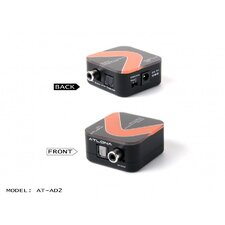 Home Optical/Digital Coaxial 2-Way Converter