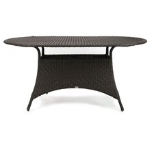 <strong>Patio Heaven</strong> Skye Malibu Dining Set