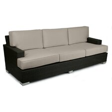 <strong>Patio Heaven</strong> Signature Sofa with Cushions