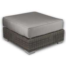 Palisades Ottoman with Cushion