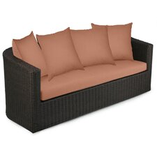 <strong>Patio Heaven</strong> Palomar Sofa with Cushions