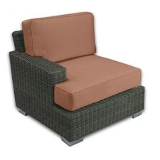 Palisades Sectional Deep Seating Group with Cushions