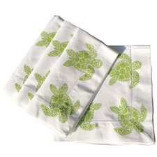 Sea Turtle Dinner Napkin (Set of 4)