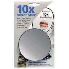 10x Mirror Mate with Suction Cups