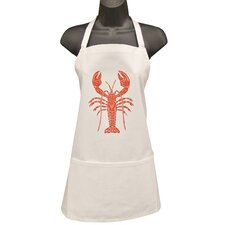 Organic Lobster Full Apron