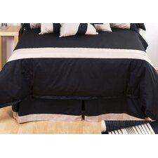 Tux Black Sheet Set