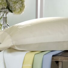 Natural Cotton Pillowcase Set