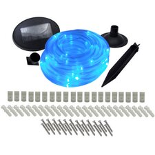 100 Light Solar Rope Light